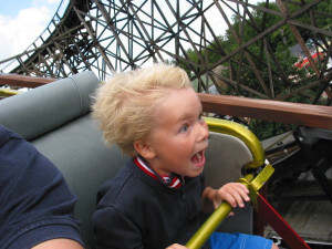 Are Roller Coasters Safer Than Cars