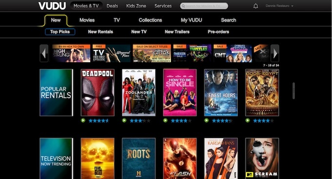 VUDU Review: What is VUDU? | Grounded Reason