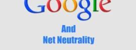Google Net Neutrality