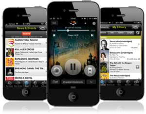 best audiobooks app