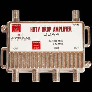 antenna distribution amplifier