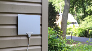 mohu leaf outdoors