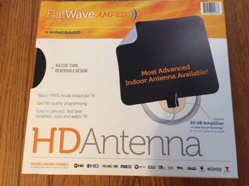 Winegard flatwave hd antenna review