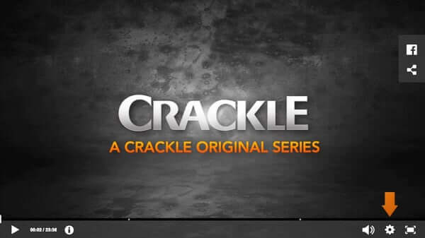 how to get activation code for crackle