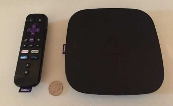 Size of Roku 4