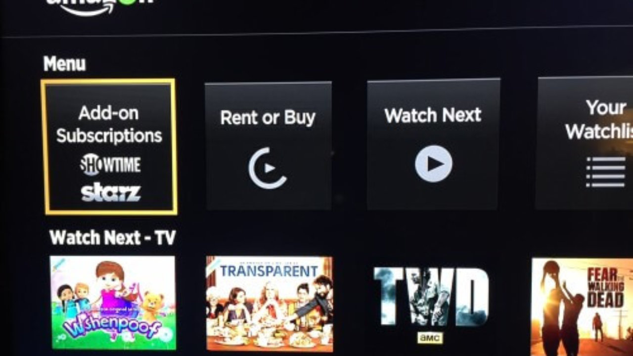 Starz Without Cable on Amazon Prime | Grounded Reason