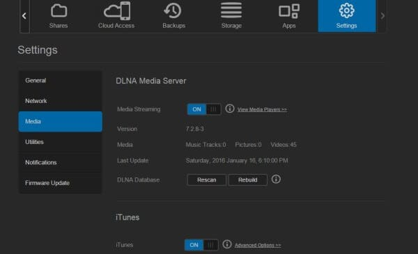 dlna-server-wd-my-cloud