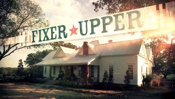 watch fixer upper without cable