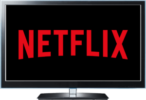 netflix on television