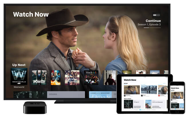 apple new tv app