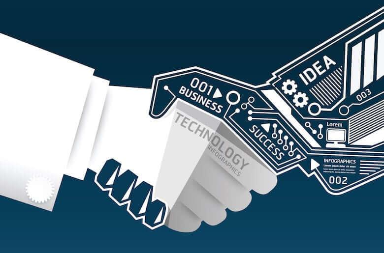 human computer handshake