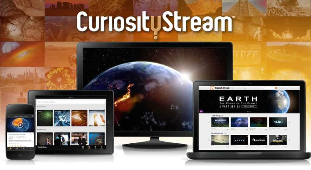 curiositystream - watch documentaries online