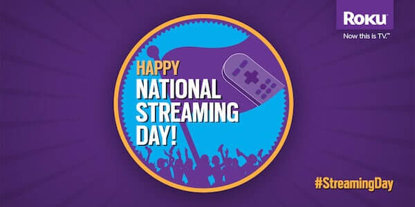 National Streaming Day