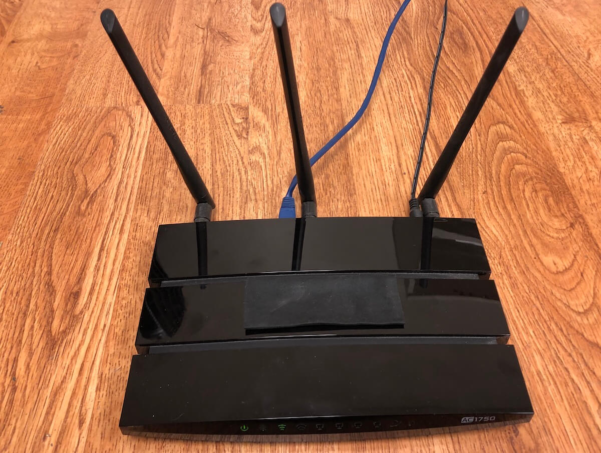 Use Own Router with FiOS ONT Ethernet | Grounded Reason