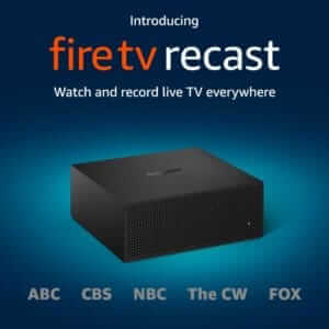 Fire TV Recast is Amazon's OTA DVR