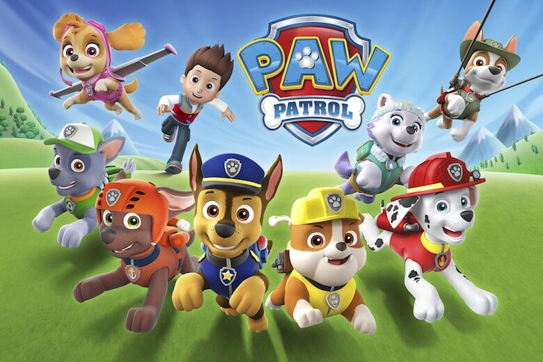 where to watch paw patrol