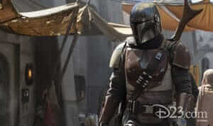 disney plus the mandalorian