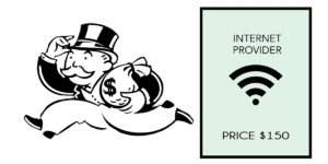 internet provider monopoly