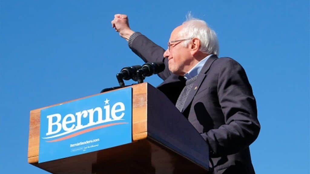 Bernie Sanders unveils his plan to bring everyone high-speed internet