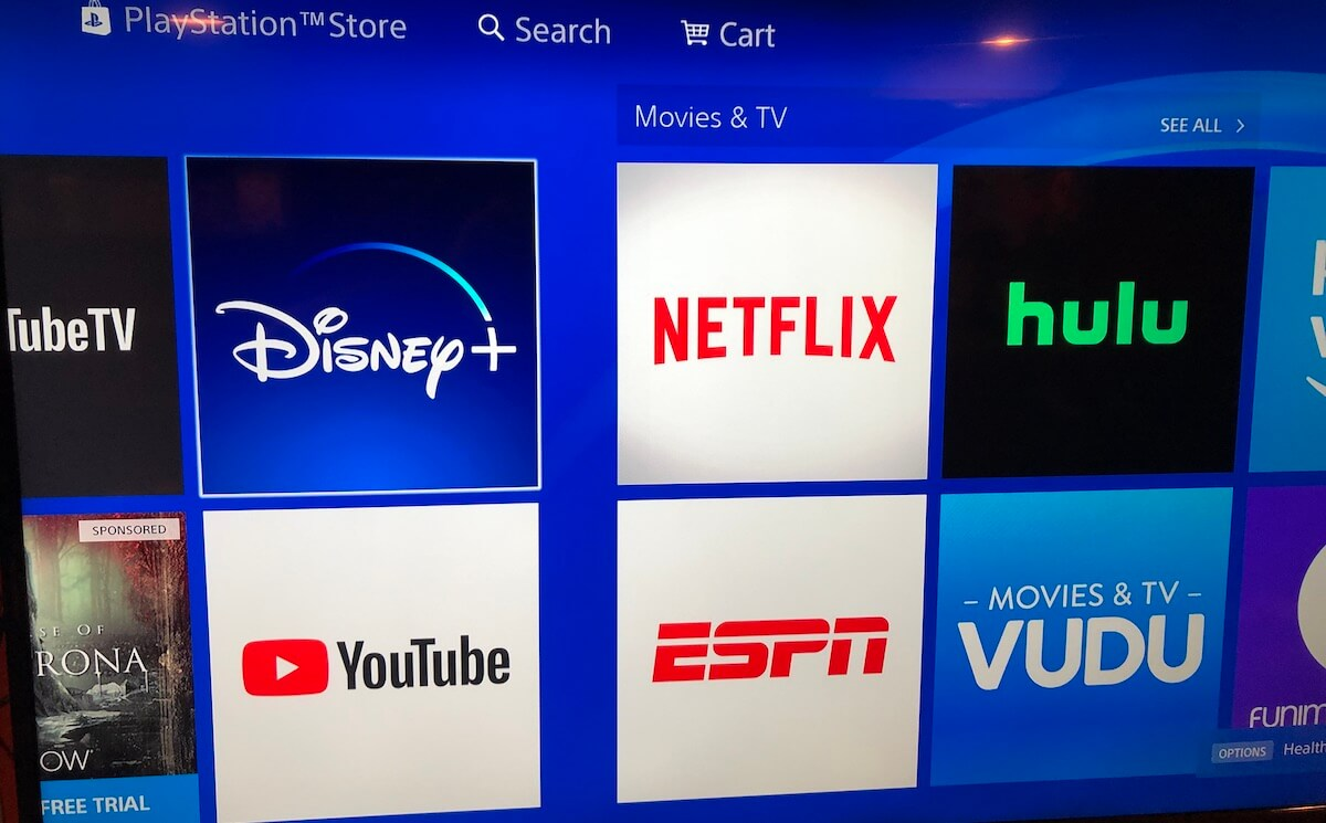 How To Watch Disney Plus On Ps4 Grounded Reason