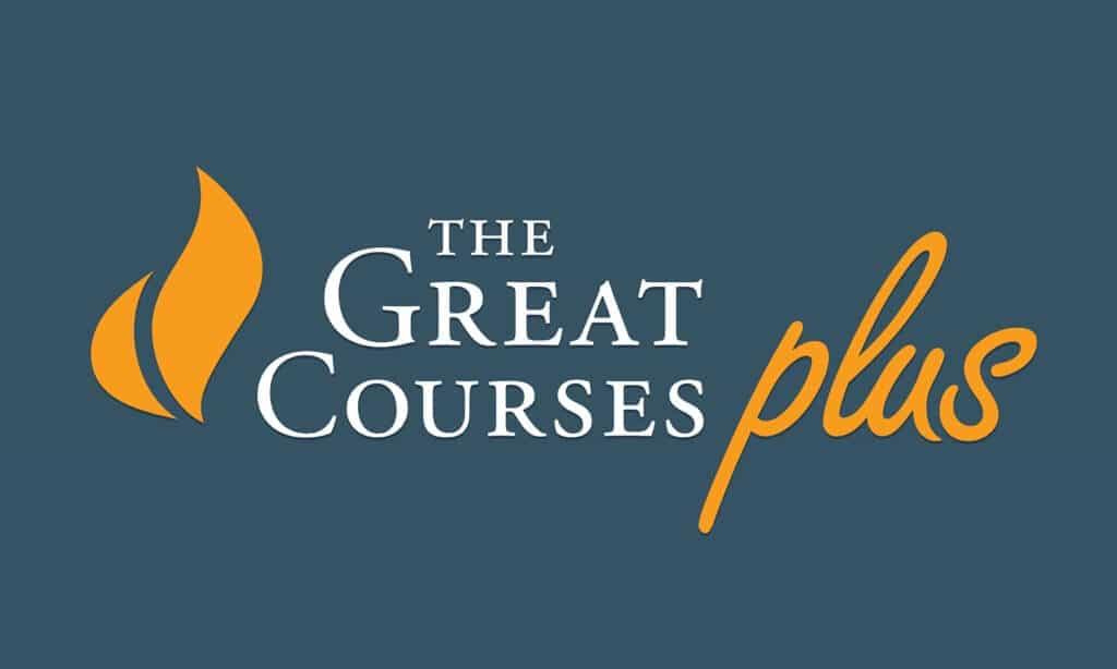 great courses plus