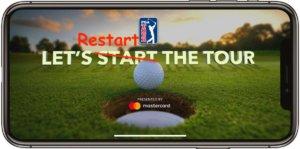restart PGA tour