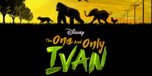 the one and only ivan disney plus