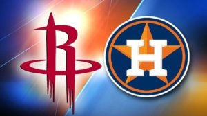 rockets and astros
