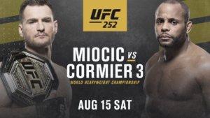 Moicic vs Cormier III
