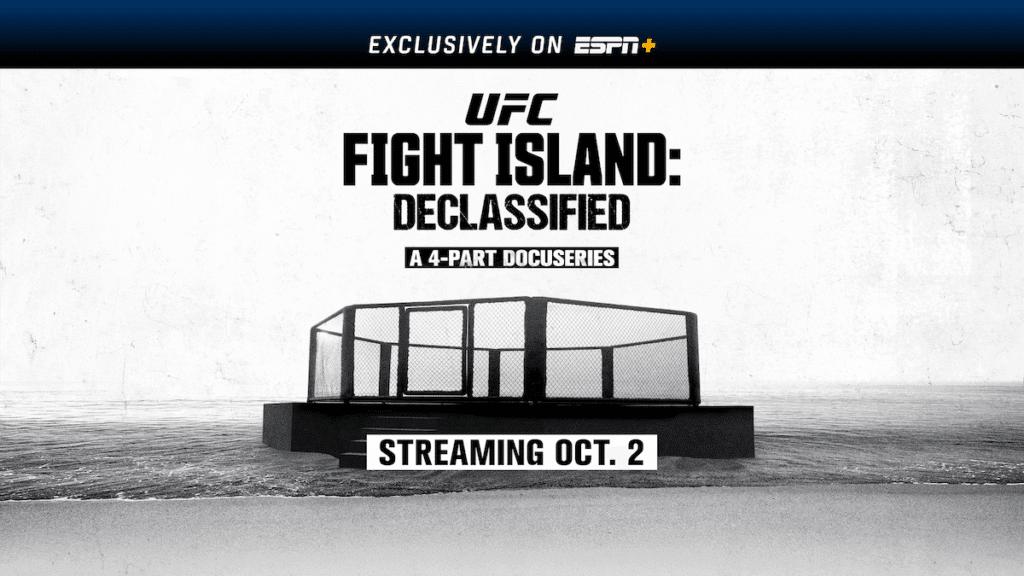 UFC Fight Island Delassified