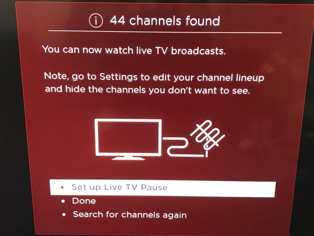 Roku TV Live Channels