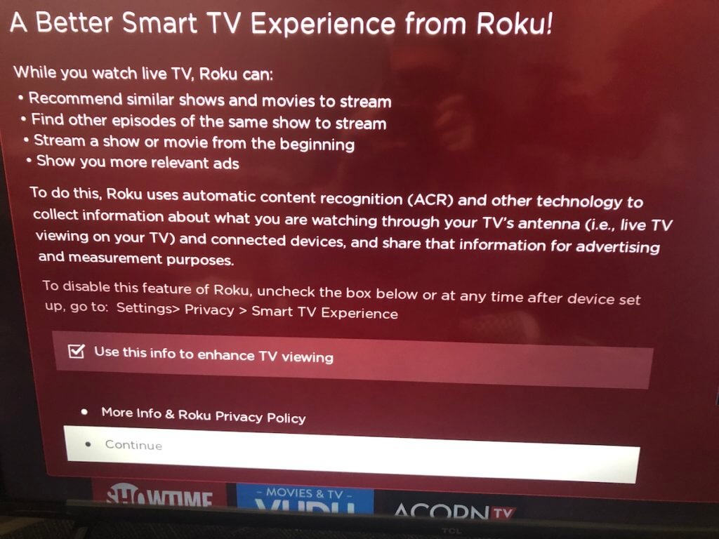 roku automatic content recognition
