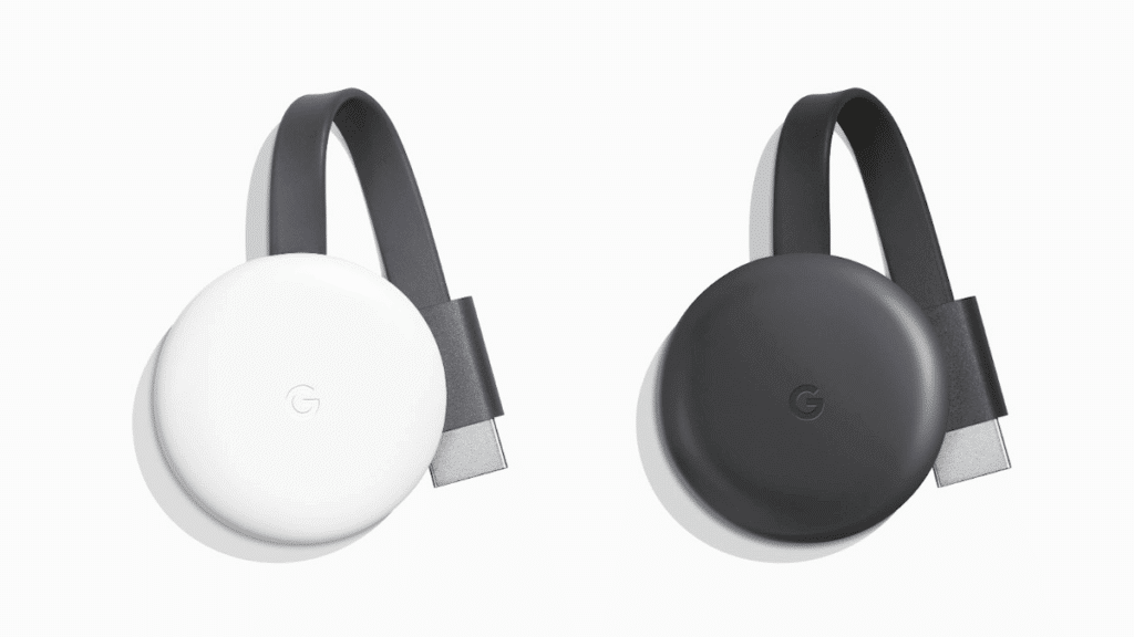Google Chromecast generation 3