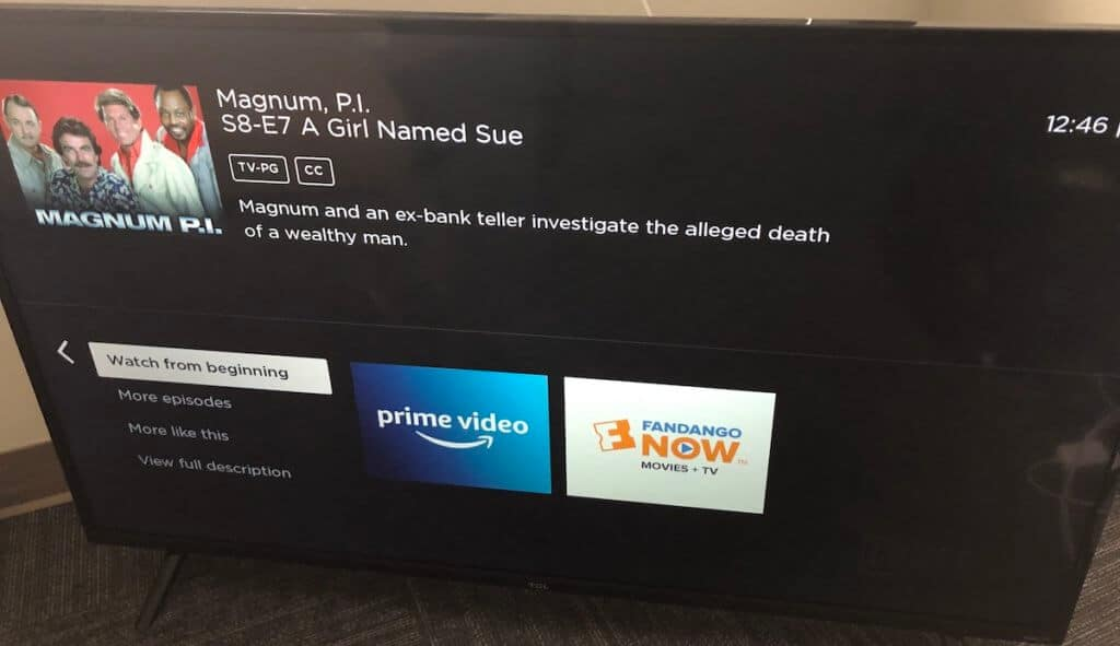 more ways to watch on Roku TV