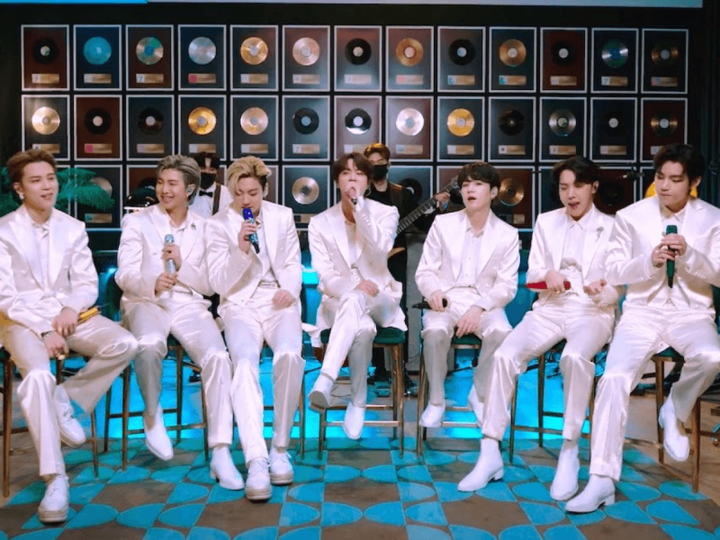 BTS unplugged