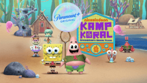 Kamp Koral SpongeBobs Under Years