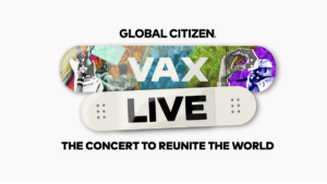 vax live the concert to reunite the world
