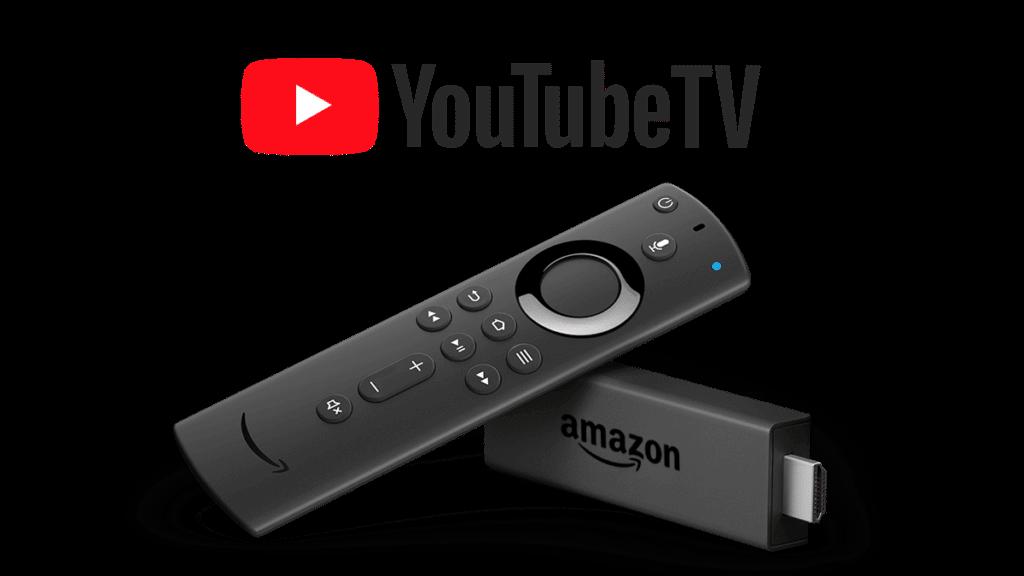 youtube tv on fire stick