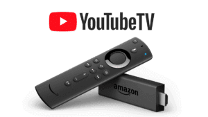 youtube tv on fire stick
