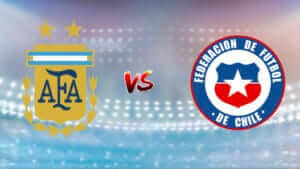 Chile vs Argentina soccer