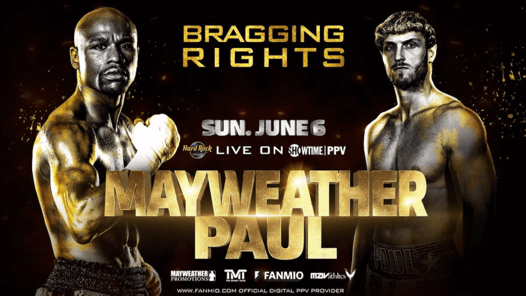 Floyd Mayweather vs. Logan Paul Fight