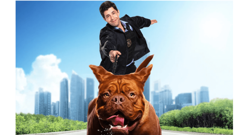 Where To Watch The Turner And Hooch TV Series | Grounded