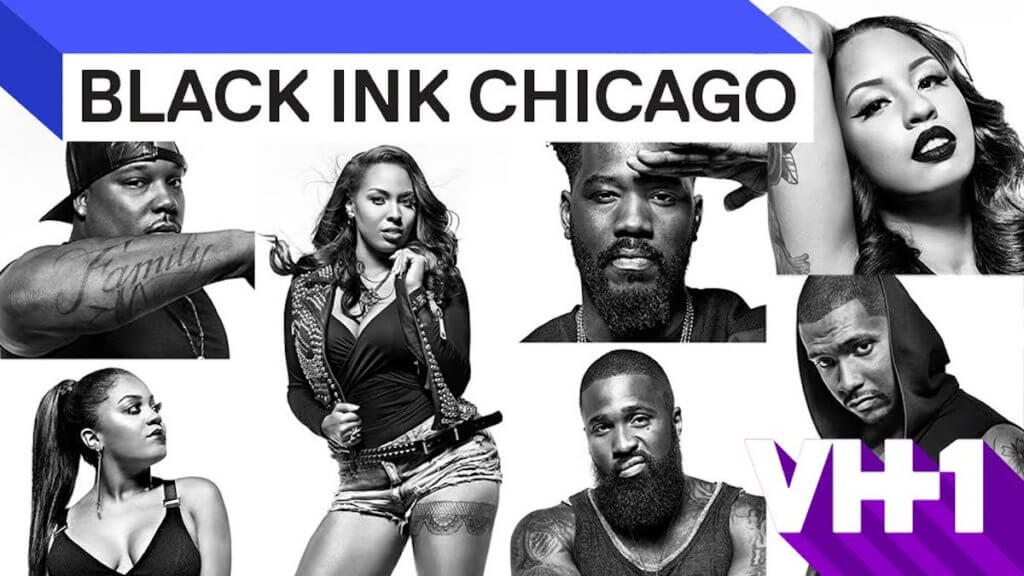 african american cast of black ink crew