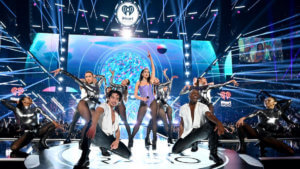 performers at the iheartradio festival